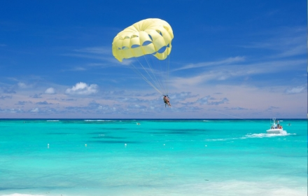 parasailing zanzibar attività acquatiche 5 -